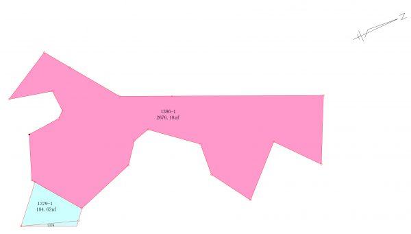 南城市知念(870坪)