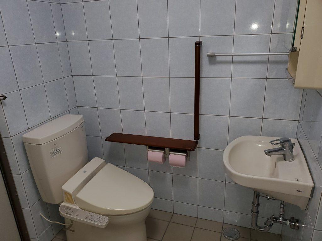 那覇市楚辺 コーポフィルズ 1階